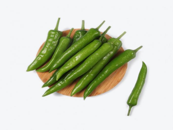 Large Green Chilli