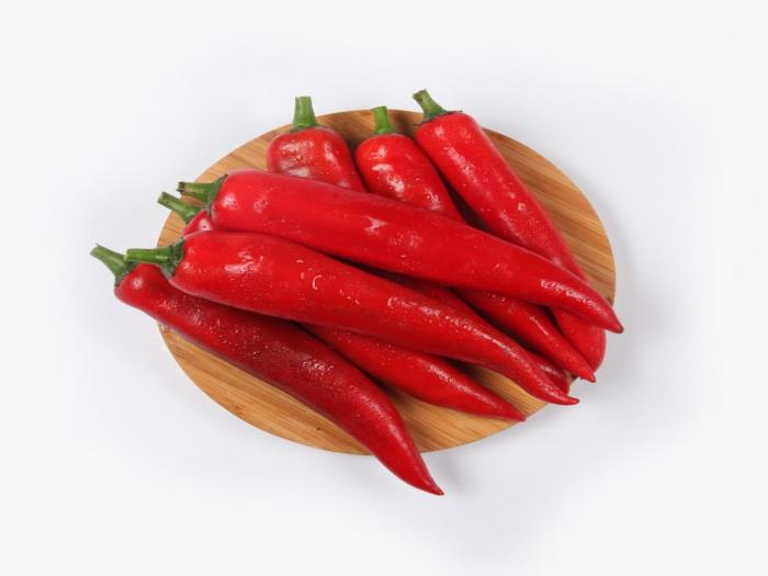 Large Chilli Red
