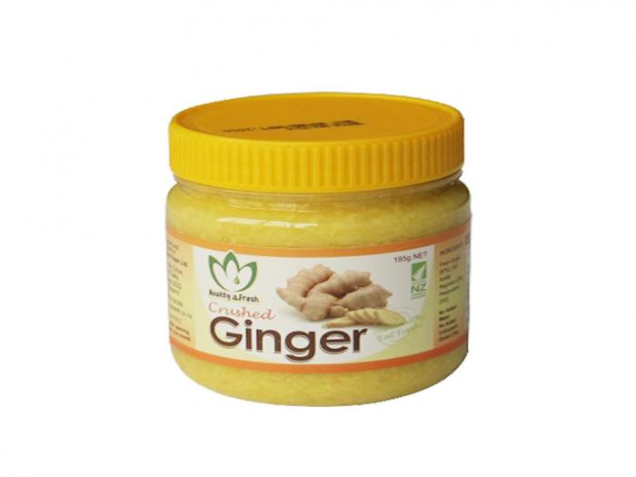 Crushed Ginger 185g