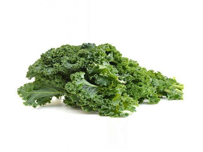 Kale Green Curly