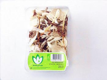 Mushrooms Medley P/P 100g 8ct