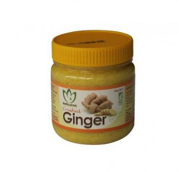 H & F Crushed Ginger 185g 12ct