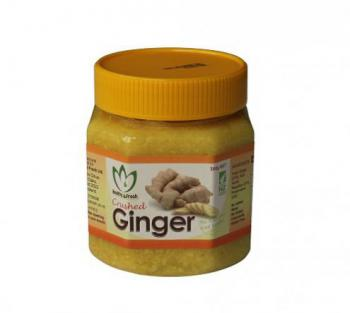 H & F Crushed Ginger 380g 12ct